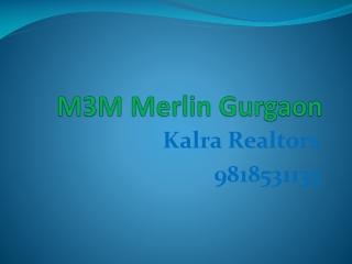 m3m merlin gurgaon, m3m merlin golf course extension, 981853