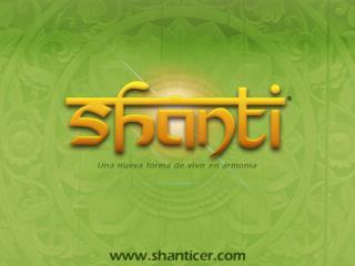 COMUNIDAD SHANTI