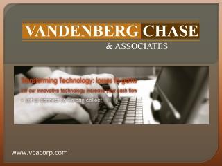 Vandenberg, Chase and Associates, LLC.