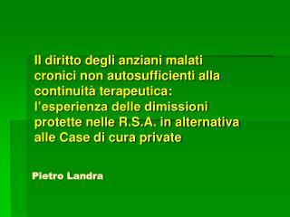 Pietro Landra