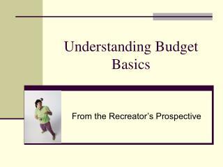 Understanding Budget Basics