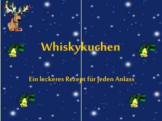 Whiskykuchen