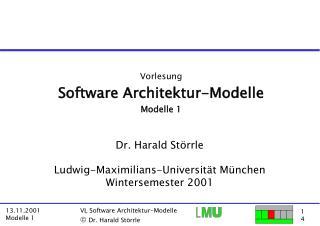 13.11.2001 Modelle 1
