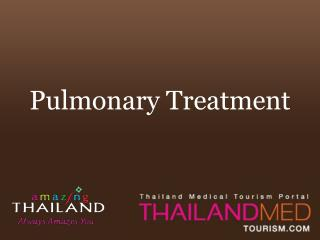 thailand medical tourism_pulmonary treatment