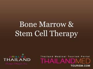thailand medical tourism_bone morrow