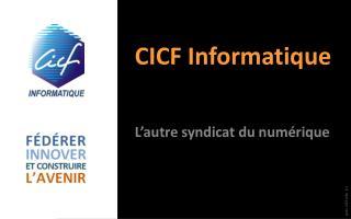 CICF Informatique