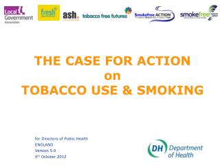 THE CASE FOR ACTION on TOBACCO USE  SMOKING