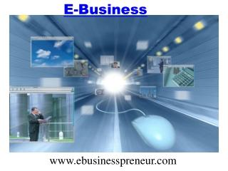 e business site