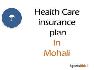 health care insurance plan in moga