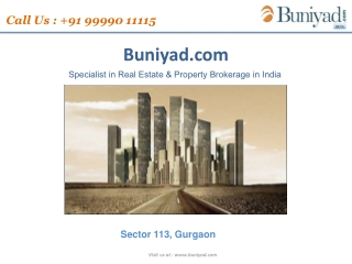 Tata Gurgaon Gateway New Luxury project at sector 113