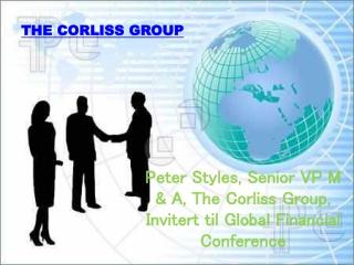 Peter Styles, Senior VP M