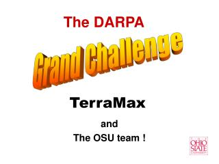 The DARPA