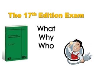17th edition exam