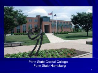 Penn State Capital College   Penn State Harrisburg