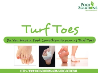 Know Everything About Turf Toes