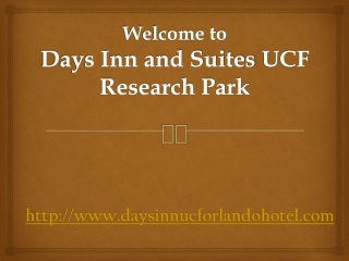 Days Inn and Suites UCF Research Park