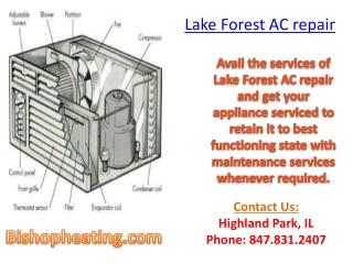 Lake forest ac repair