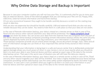 small business cloud storage