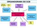 Centro de Ci ncias  Biol gicas