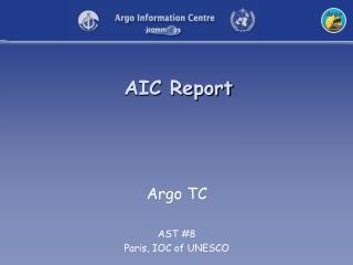 AIC Report