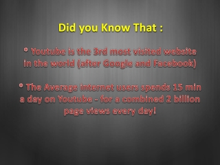 Did you Know That :