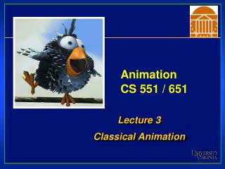 Animation CS 551
