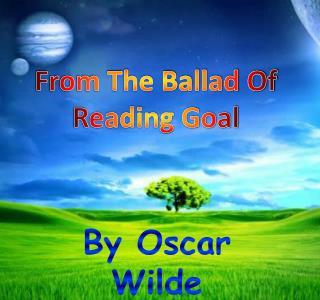 By Oscar Wilde