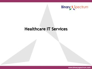 Healthcare Software Development