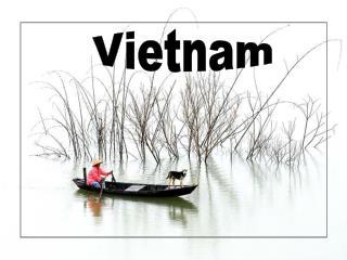 Balade romantique au Vietnam
