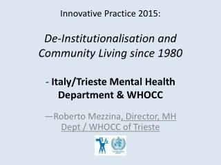 Organising Forensic Psychiatry