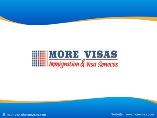 MoreVisas -Visas Consultancy