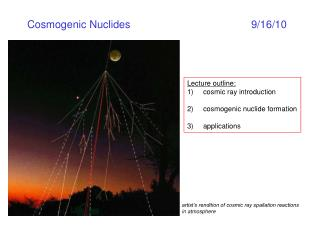 Cosmogenic Nuclides    9