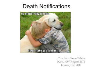 Death Notifications