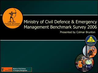 Ministry of Civil Defence  Emergency Management Benchmark Survey 2006