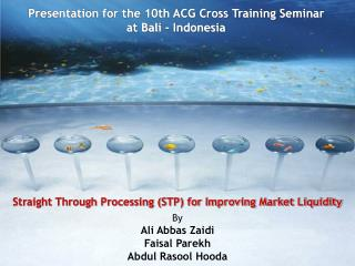10th ACG Cross Training Seminar