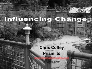 Chris Coffey Prism ltd ChristopherCoffey 310 452 3340