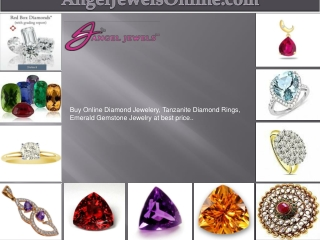 Online Diamond Jewelry Seller