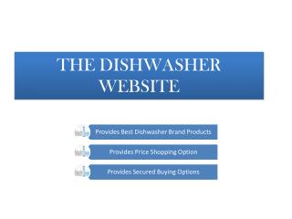 THe Dishwasher Review Website