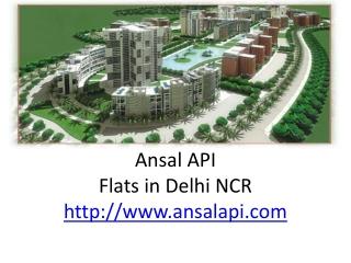 Buy Flats in Delhi NCR
