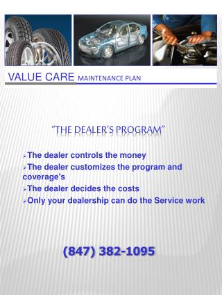 The Dealer s Program