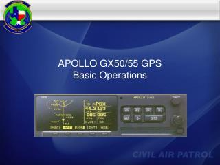 APOLLO GX50