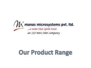 electromagnetic flowmeters by manas microsystems