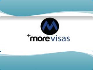 MoreVisas -Visa and Immigration Consultancy