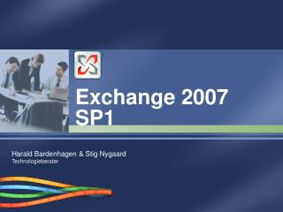 Exchange 2007 SP1