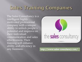 Improve Selling Skills