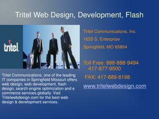 Web Development Services in Springfield Missouri