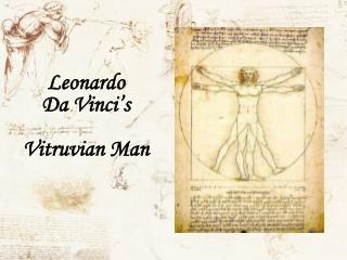Leonardo Da Vinci s  Vitruvian Man