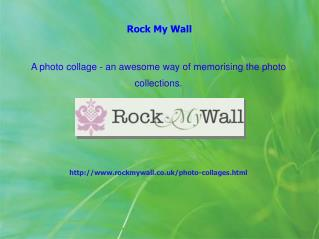 A photo collage an awesome way of memorising the photo colle