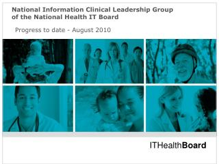 National Information Clinical Leadership Group  of the National Health IT Board