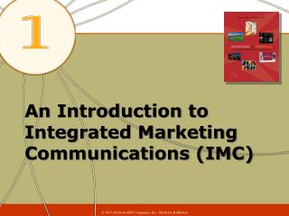 An Introduction to Integrated Marketing Communications IMC